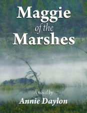Maggie of the Marshes Book Cover