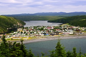 Placentia, NL, about 135 km (85 miles) west of St. John's.