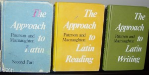 Latin Textbook Series, Grade 7-11