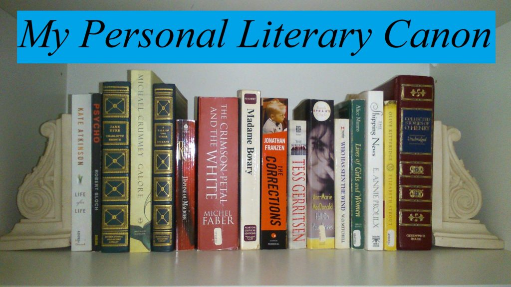 Canon literary term